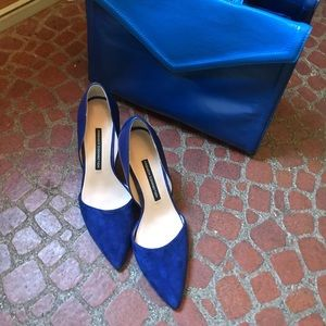 French Collection Elvia d'Orsay Pumps